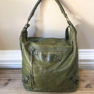 Balenciaga Olive Day Bag